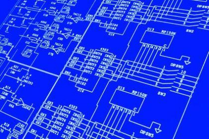 CAD Schaltplanerstellung - Elektronikentwicklung