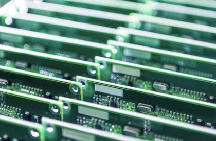 Elektronikfertigung - Ergebnis erfolgreicher Elektronikentwicklung