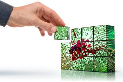 Elektronikentwicklung besteht aus mehreren Teilbereichen