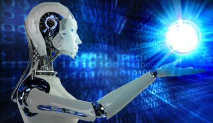 Roboter = Zukunft der Industrieelektronik