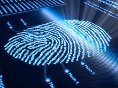 Fingerprinterkennung