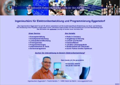 Dienstleister Elektronikentwicklung und Programmierung